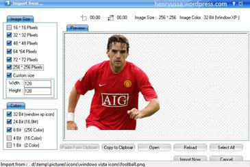 Vista Icon - created by IconCool Studio v3.34